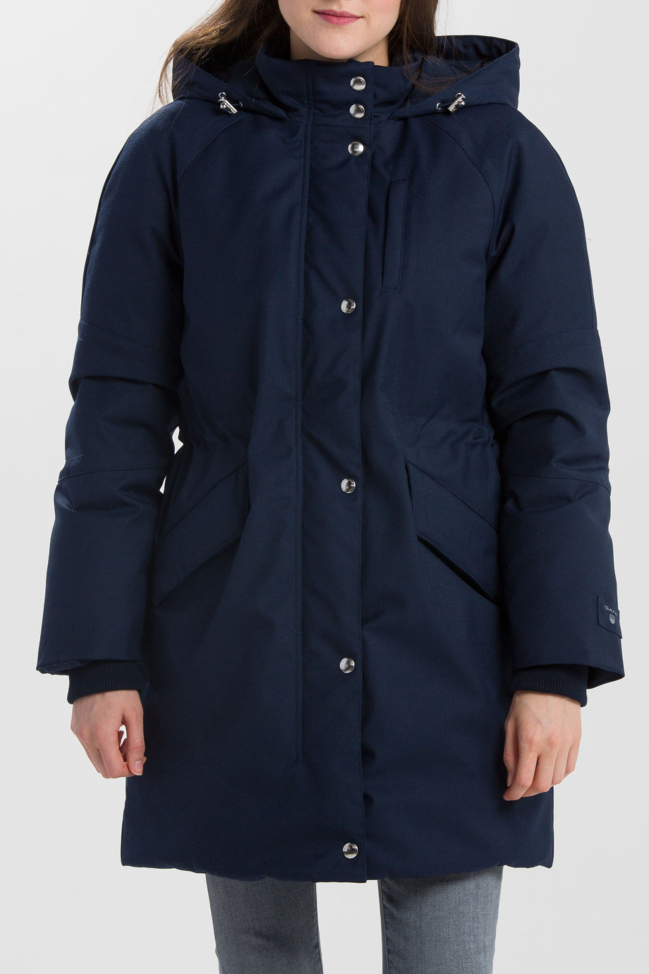 BUNDA GANT O1. TECHNICAL WOOL DOWN PARKA