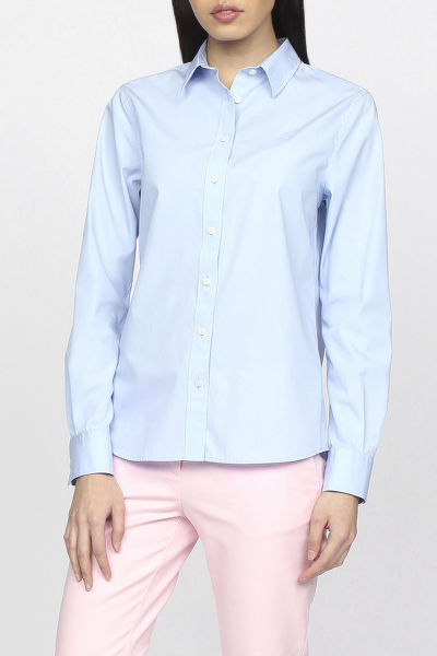 Košeľa GANT THE BROADCLOTH SHIRT