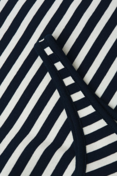 TRI?KO GANT O1. STRIPED 1X1 RIB TANK TOP