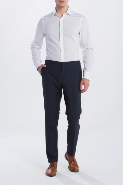 NOHAVICE GANT G1. THE SUMMER CHECK SUIT PANT