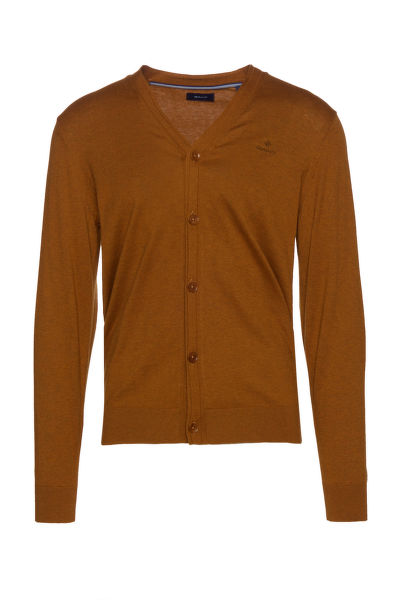 SVETR GANT D1. ELBOW PATCH CARDIGAN
