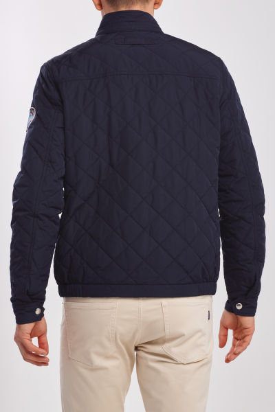 BUNDA GANT D3. LM. QUILTED WINDCHEATER