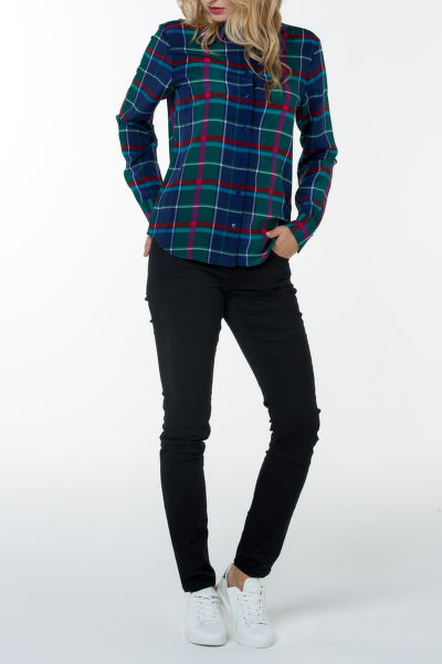 Košile GANT O3. CF COLORFUL CHECK SHIRT