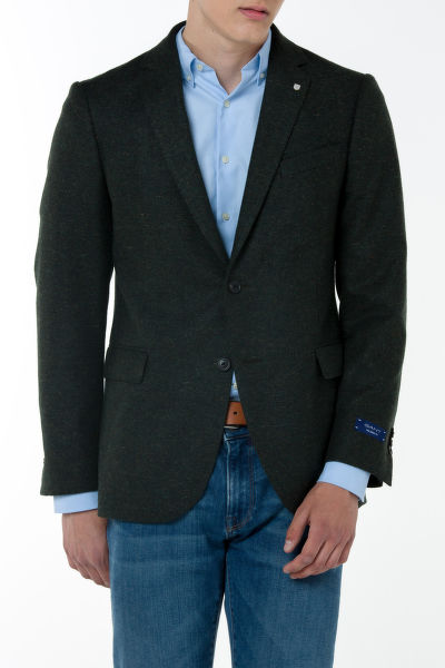 SAKO GANT O1. THE DONEGAL BLAZER T