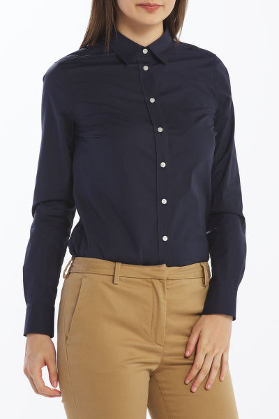 KOŠEĽA GANT SOLID STRETCH BROADCLOTH SHIRT