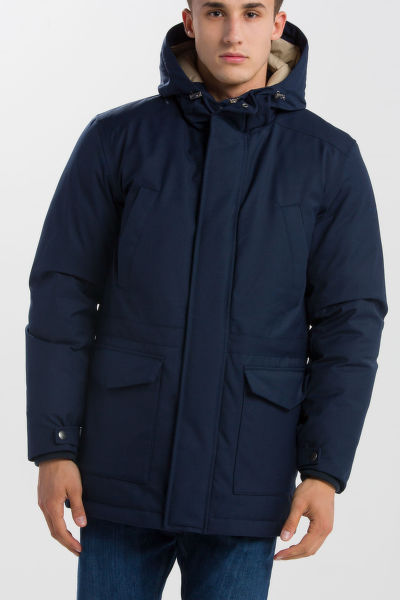 BUNDA GANT O2. THE DOWN PARKA