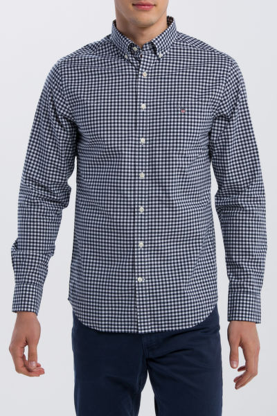 KOŠEĽA GANT THE BROADCLOTH GINGHAM SLIM BD