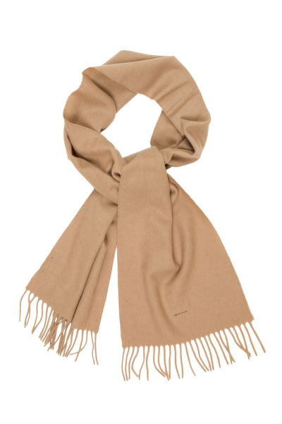 Šál GANT SOLID LAMBSWOOL SCARF