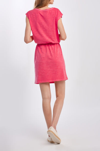 ŠATY GANT D2. SUNFADED JERSEY DRESS