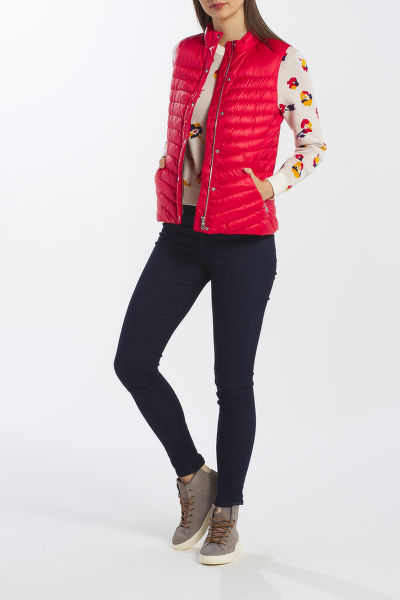 VESTA GANT D1. LIGHT DOWN GILET
