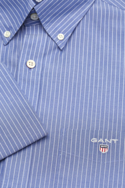 Košile GANT THE BROADCLOTH PINSTRIPE REG BD