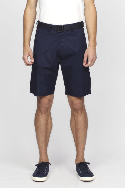 Šortky GANT O2.TP RELAXED BELTED UTILITY SHORTS