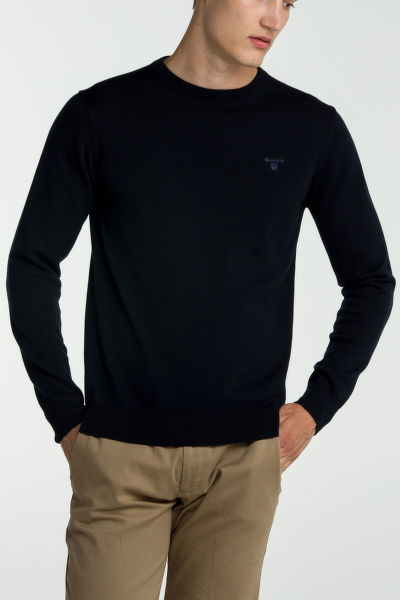 Sveter GANT LT. WEIGHT COTTON CREW