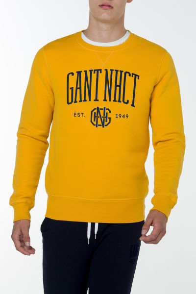 Mikina GANT O1. NHCT C-NECK SWEAT