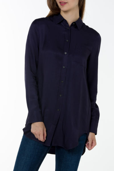 Košeľa GANT O1. LONG TWILL SHIRT