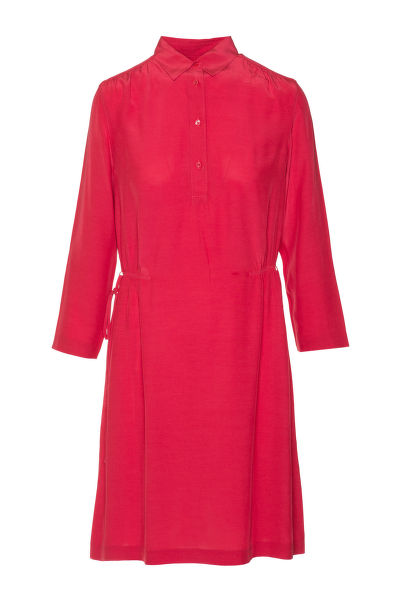 ŠATY GANT O1. FLUID SHIRT DRESS