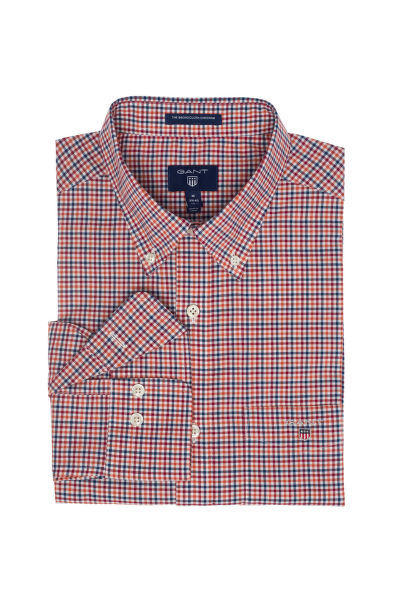 KOŠILE GANT THE BROADCLOTH 3 COL GINGHAM REG BD