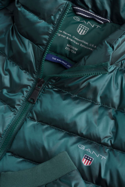 Bunda GANT O1. THE AIRLIGHT DOWN JACKET