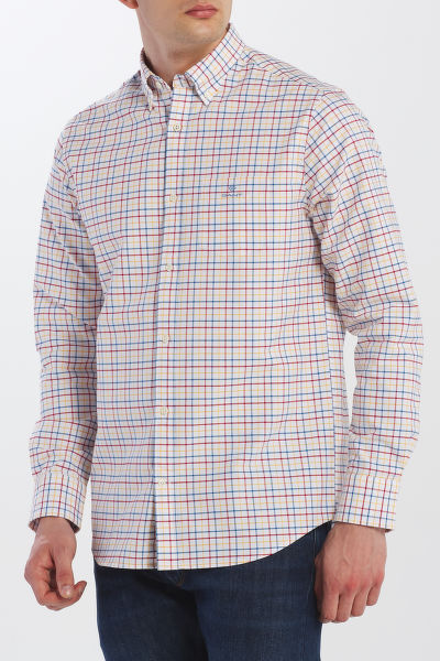 KOŠEĽA GANT THE BEEFY OXFORD CHECK REG BD