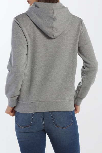 MIKINA D1. GANT LOCK UP SWEAT HOODIE