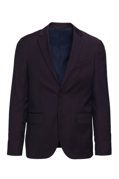 SAKO GANT G. TRAVEL SUIT BLAZER