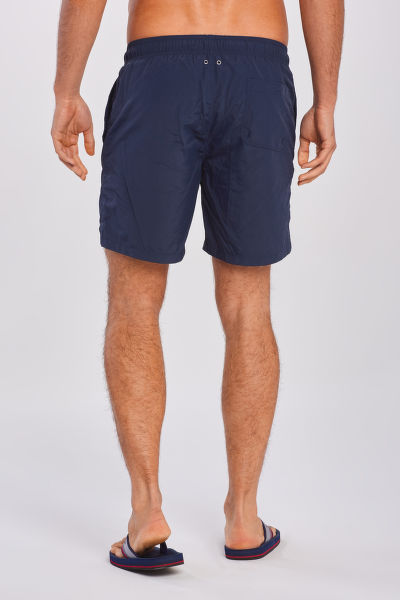 PLAVKY GANT BASIC SWIM SHORTS LONG CUT