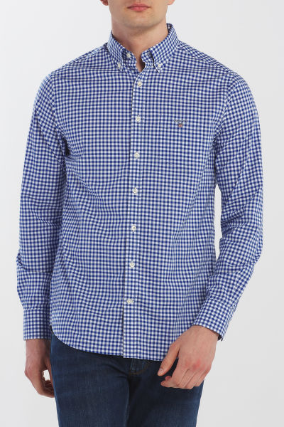 KOŠEĽA GANT THE BROADCLOTH GINGHAM REG BD