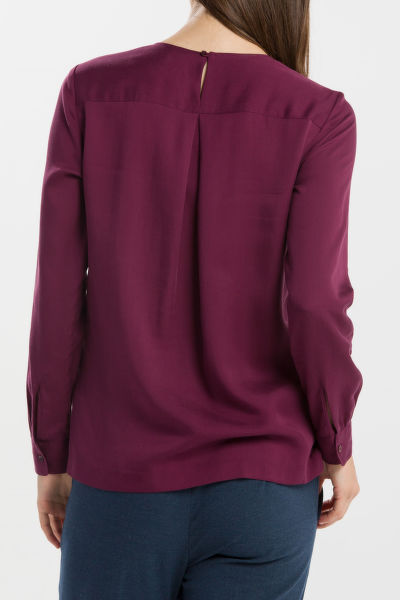 KOŠILE GANT O1. FEATHERWEIGHT SOLID BLOUSE