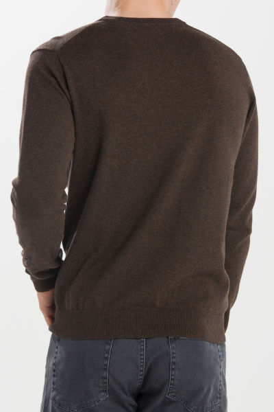 SVETR GANT LIGHT WEIGHT COTTON CREW