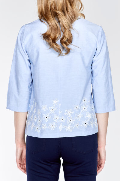 Košile CHAMBRAY TOP