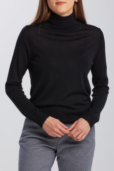 SVETER GANT WASHABLE MERINO TURTLENECK