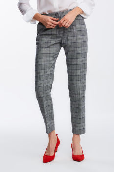 NOHAVICE GANT D1. CHECKED CLASSIC TAPERED PANT
