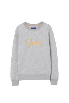 MIKINA GANT O. GOLD C-NECK SWEAT