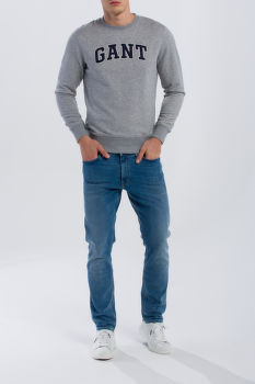 MIKINA GANT O1. GANT C-NECK SWEAT