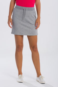 SUKNĚ GANT TONAL SHIELD SWEAT SKIRT
