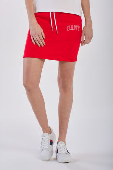 SUKŇA GANT ARCH LOGO SWEAT SKIRT