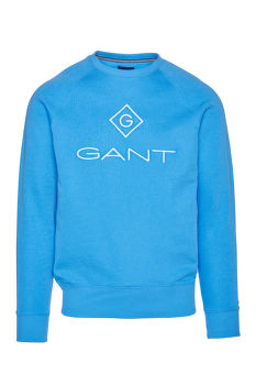 MIKINA GANT D1. GANT LOCK UP C-NECK SWEAT