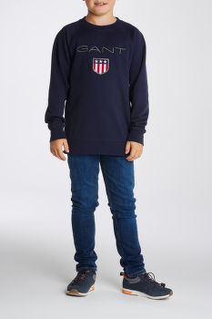 MIKINA GANT GANT SHIELD C-NECK SWEAT