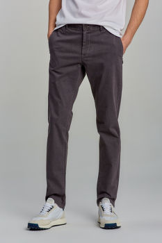 NOHAVICE GANT D1. MOLSEY HOUNDSTOOTH CHINOS