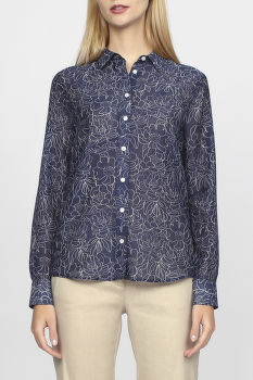 Košeľa GANT O2. FULL BLOOM SHIRT