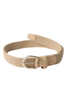 OPASOK GANT O1. ELASTIC BRAID BELT