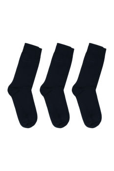 PONOŽKY GANT 3-PACK MERCERIZED COTTON SOCKS