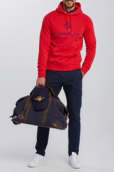 MIKINA GANT D1. COLOR LOCK UP HOODIE