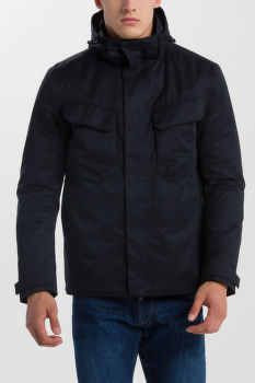 BUNDA GANT O2. THE TECH DOUBLE JACKET