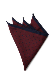 GANT O1. DOT POCKET SQUARE