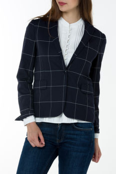 Sako GANT O2. CHECK STRETCH BLAZER