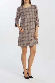 ŠATY GANT D1. WASHABLE STR WOOL A-LINE DRESS