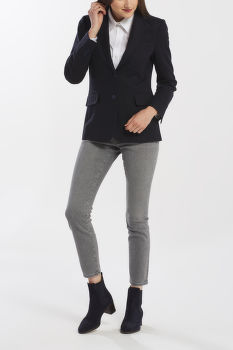 SAKO GANT D1. WASHABLE STR WOOL REG BLAZER