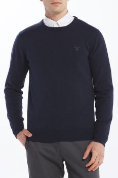 SVETER GANT LIGHT WEIGHT COTTON CREW