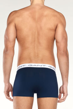 Spodná bielizeň 3-PACK STRETCH COTTON TRUNKS